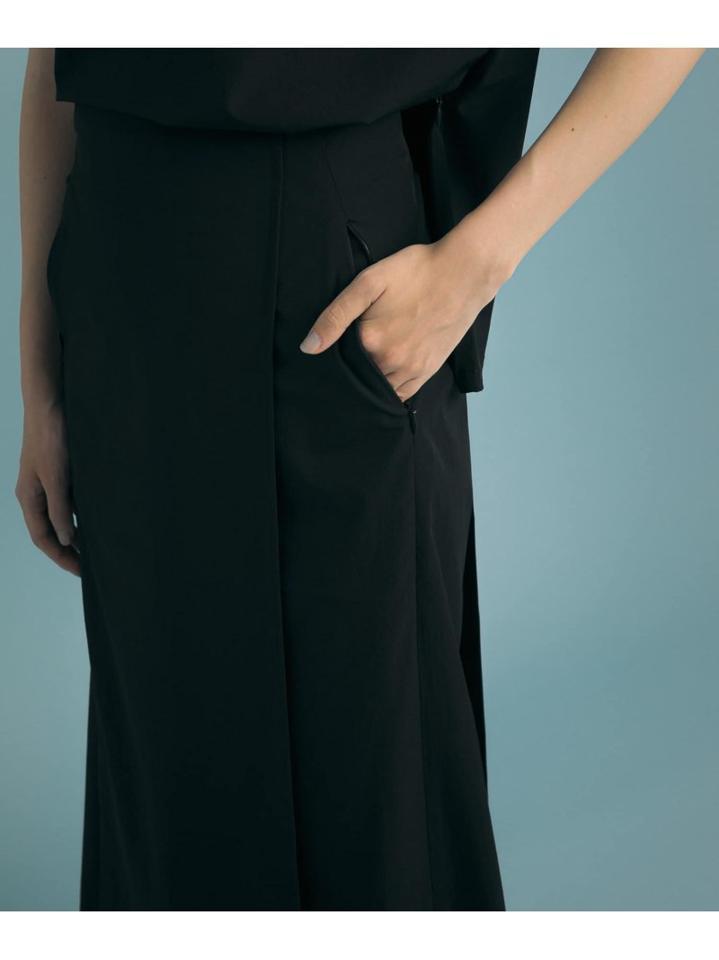 【WEB/一部店舗限定】Uiscel ドライラップスカート