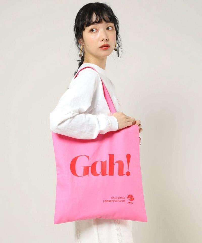 【送料無料】GAH TOTE【予約商品】
