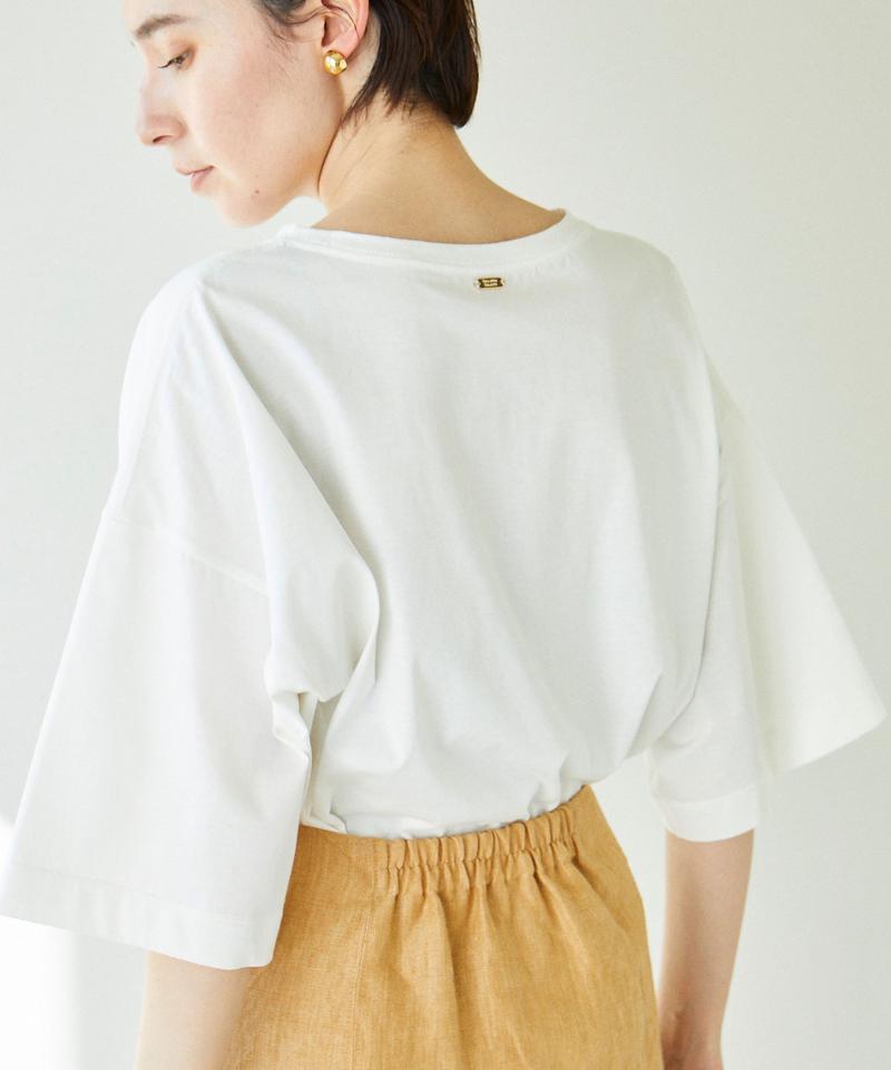 クールローレルオーバーTシャツ