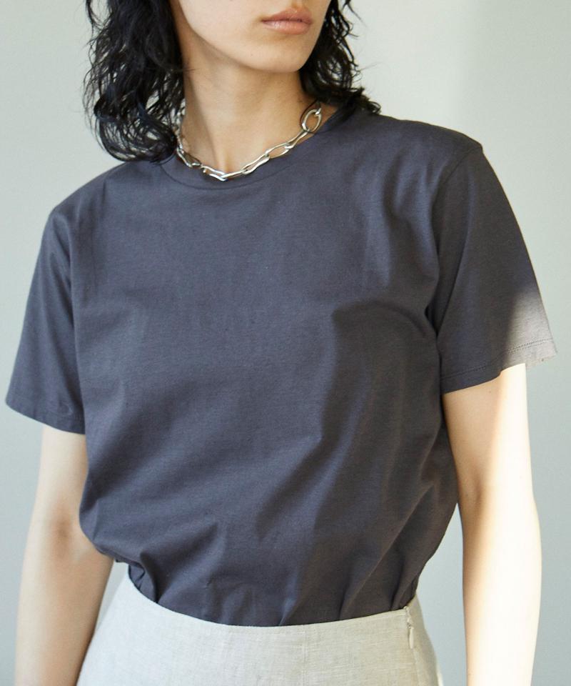 リネンコンパクトTシャツ