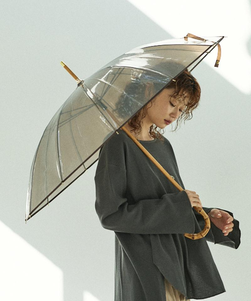 【Traditional Weatherwear】ビニール傘/BAMBOO