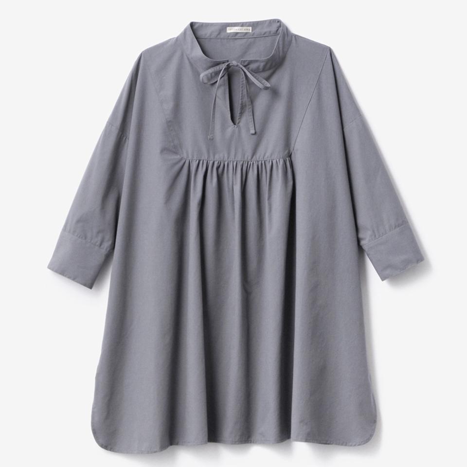 レディース チュニックシャツ(てら)