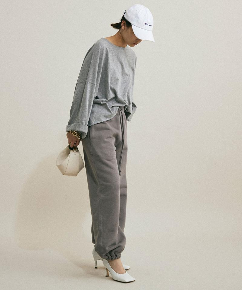ワイドロングTシャツ【オンラインストア限定商品】