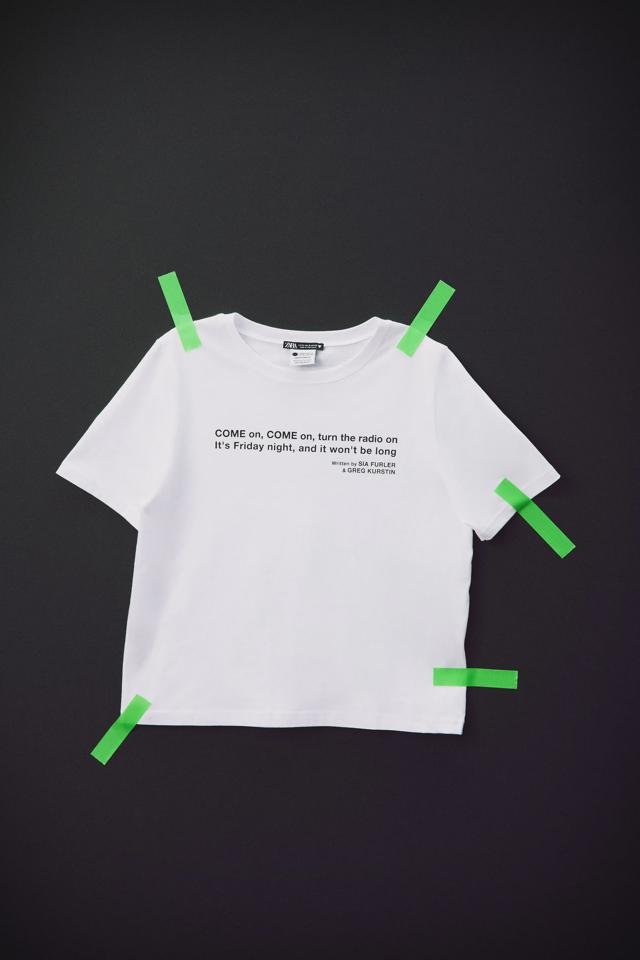 シーア・ファーラー &グレッグ・カースティン © 2016 EMI MUSIC PUBLISHING Tシャツ