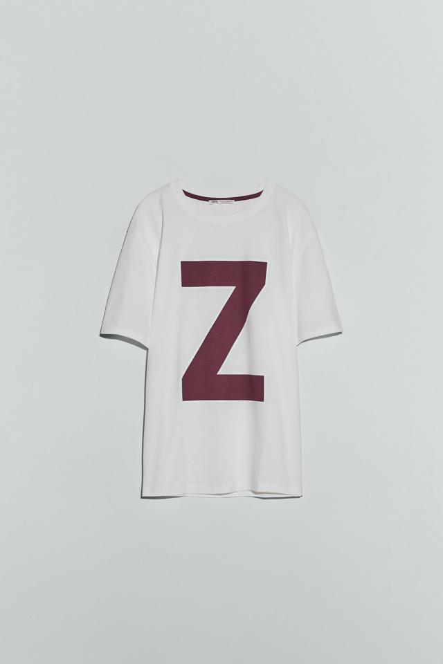 イニシャル Tシャツ
