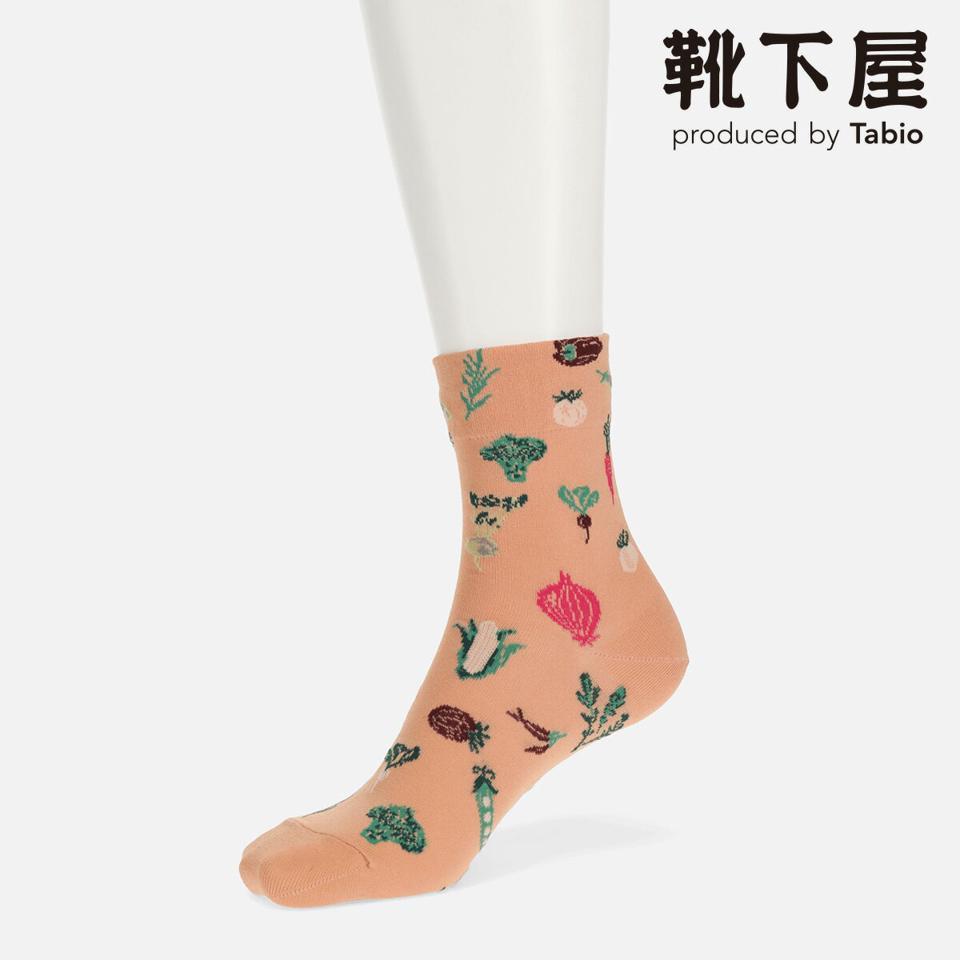 【あす楽】【Tabio】 ベジタブル柄ショートソックス / 靴下屋 靴下 タビオ くつ下 ショート レディース 日本製