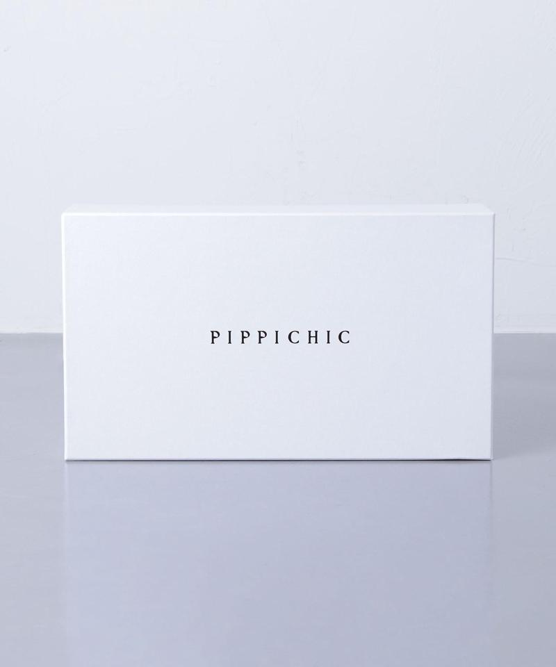 <PIPPICHIC(ピッピシック)>LINDA スクエアトゥ パンプス