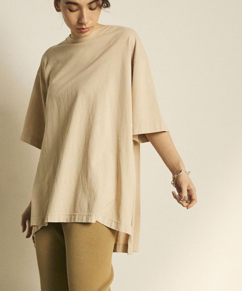 【CALUX】オーバーサイズTシャツ/別注
