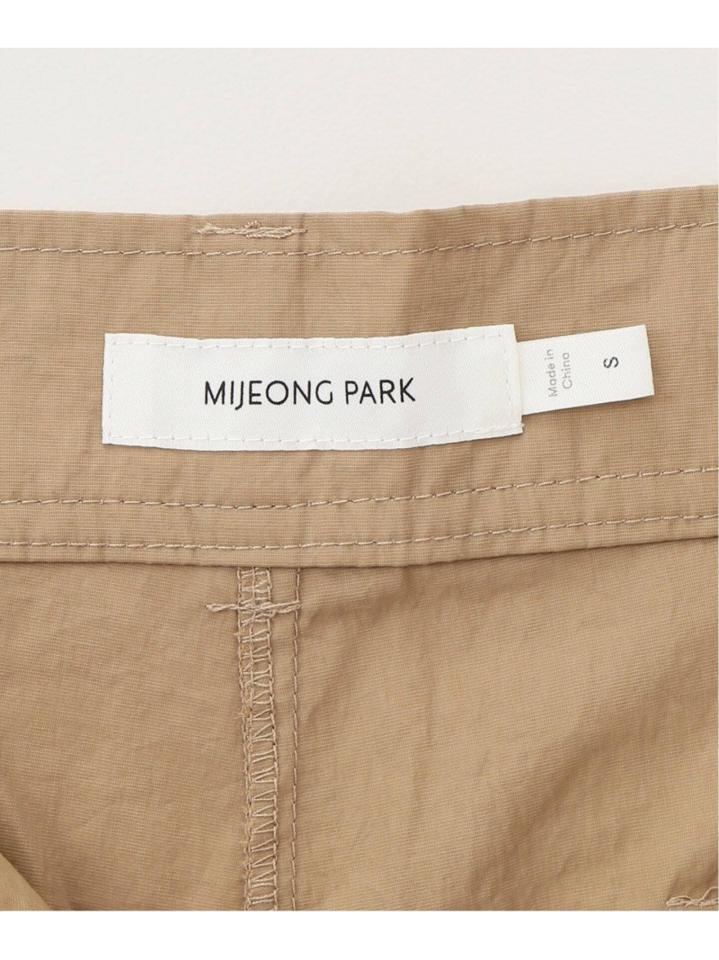 【MIJEONG PARK】カーゴパンツ(Spick and Span)