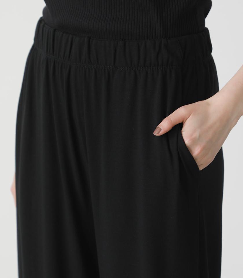 ICE CLEAN SIDE SLIT PANTS/アイスクリーンサイドスリットパンツ