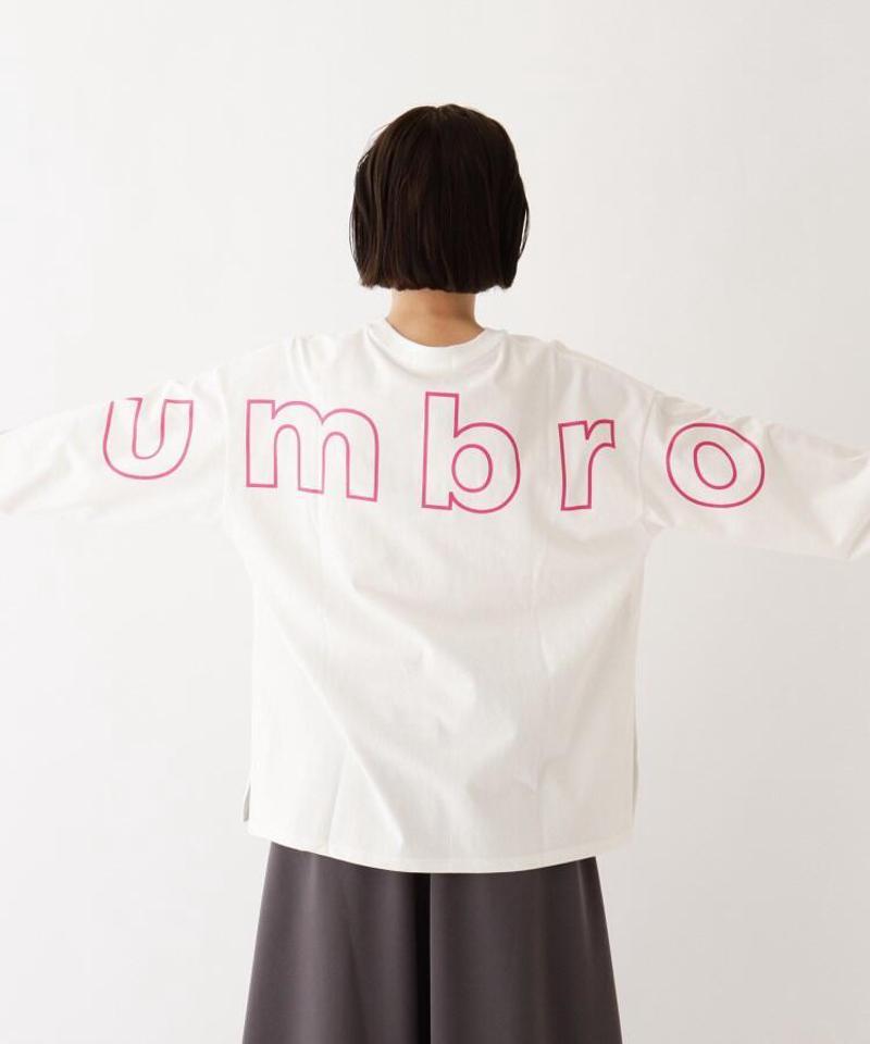 UMBROバックプリントロンT