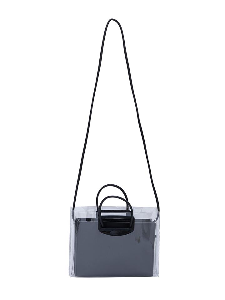 RAIN COVER SHOPPER BAG