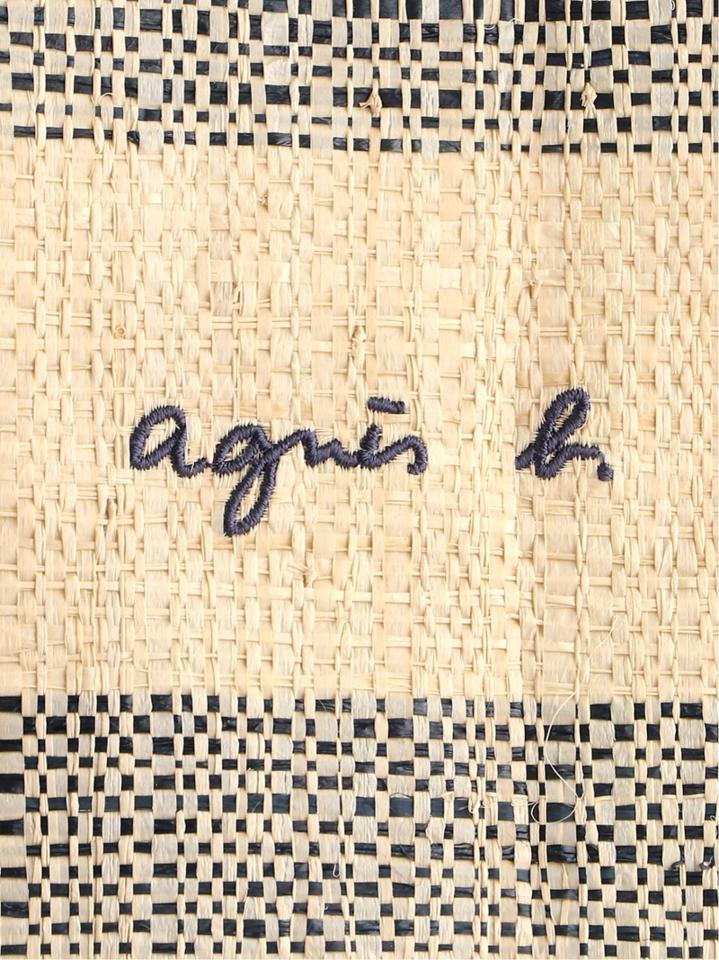 agnes b. VOYAGE/(W)MX02-03トートバッグ(agnes b. VOYAGE)