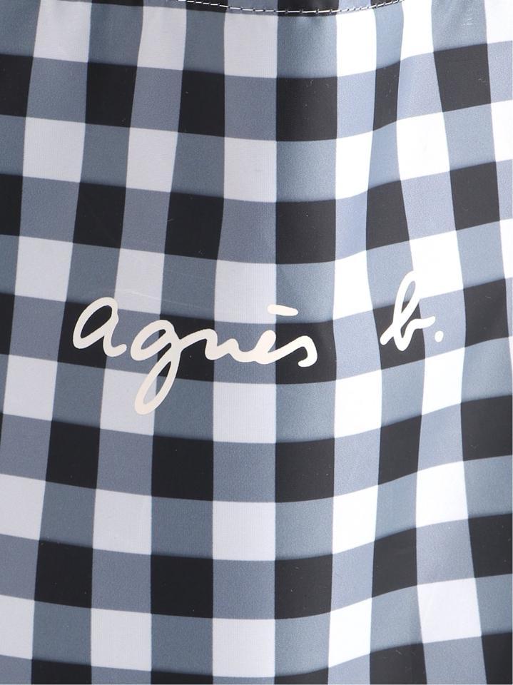 agnes b. VOYAGE/(W)QAS19-01リバーシブルトート(agnes b. VOYAGE)