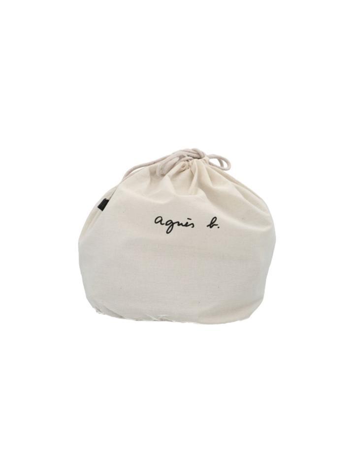 agnes b. VOYAGE/(W)QAX01-02バスケット(agnes b. VOYAGE)