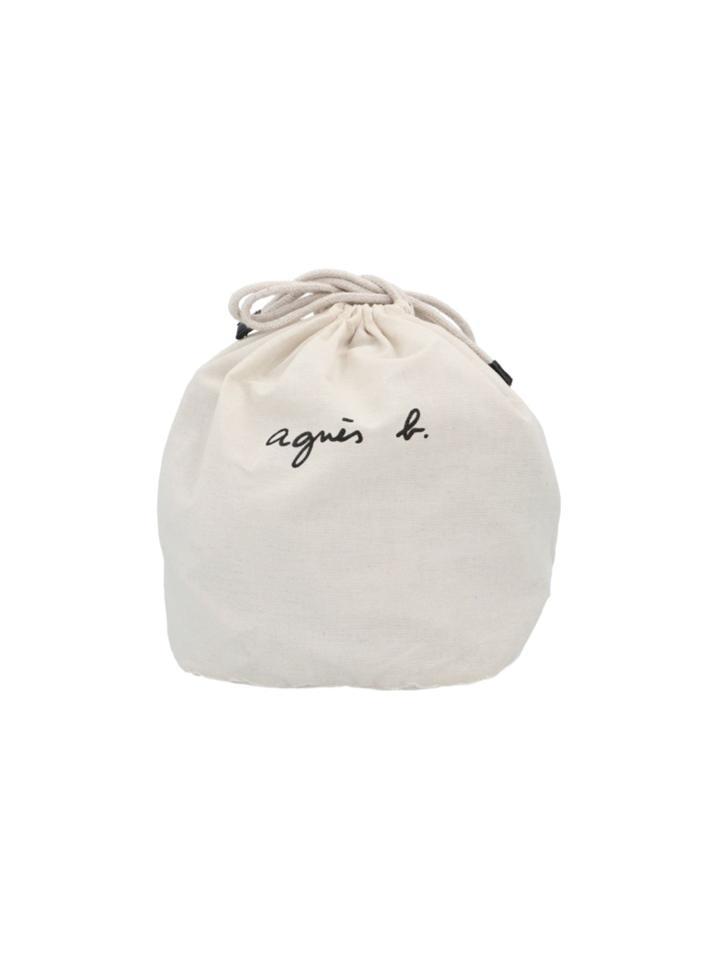 agnes b. VOYAGE/(W)QAX01-01バスケット(agnes b. VOYAGE)