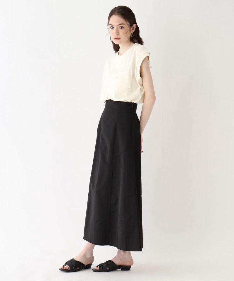 Leeコラボ 刺繍ノースリーブTシャツ【WEB限定サイズ】