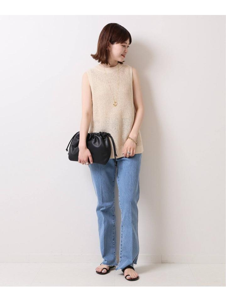 【AULENTTI】巾着ショルダーバッグ◆(Spick and Span)