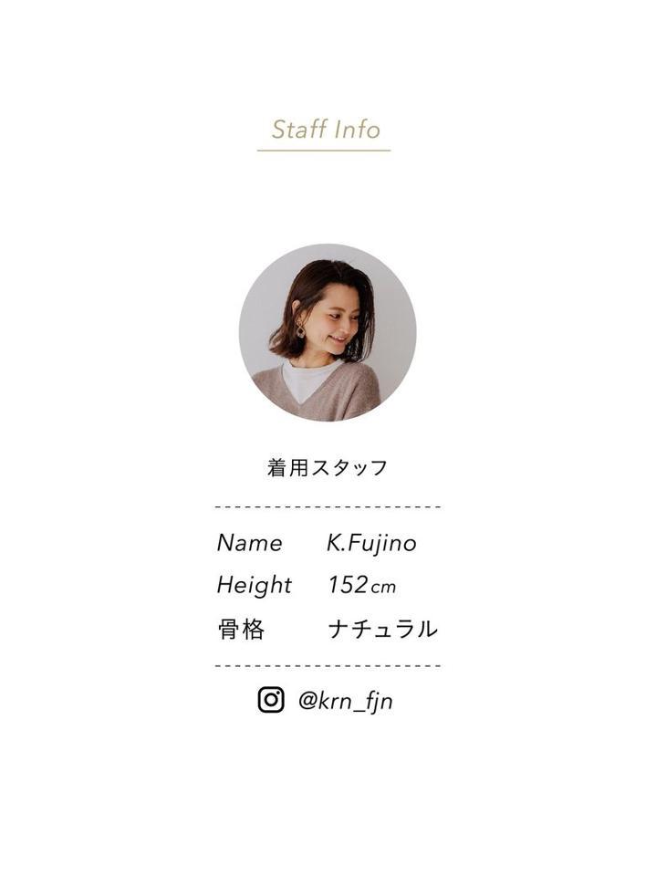[ XS / H148-155cm ] ★★CFC Vネック ミドル丈 カーディガン