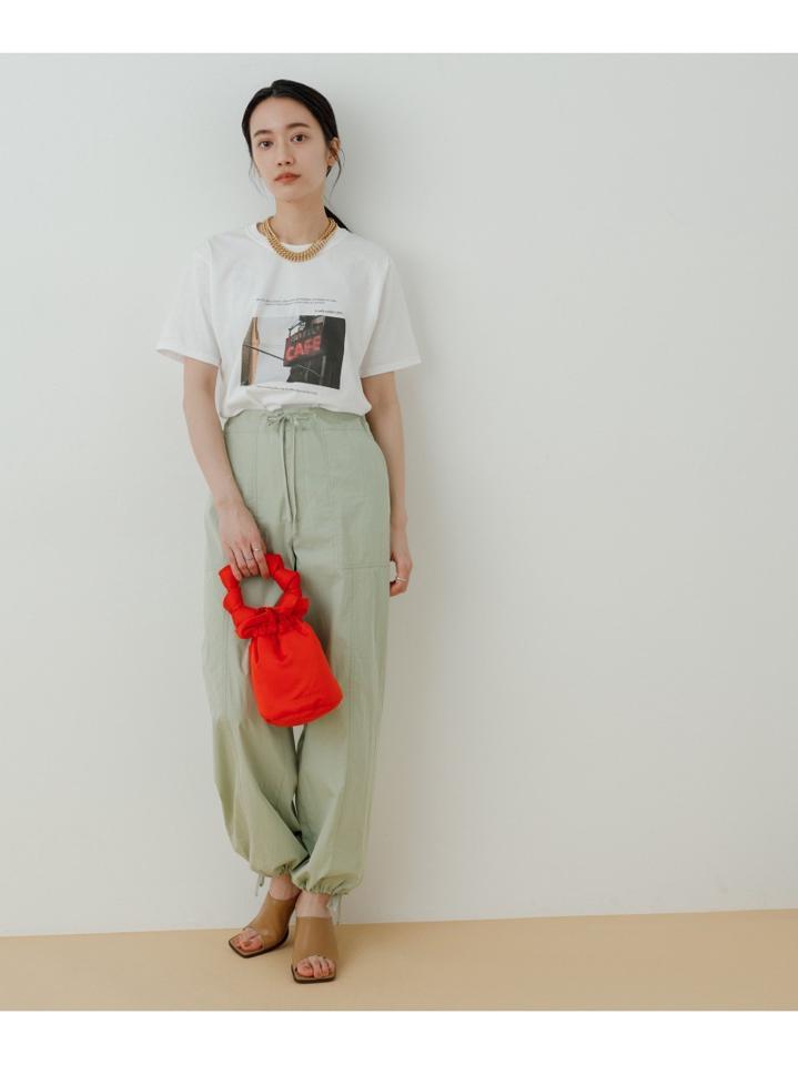 フォトプリント半袖Tシャツ