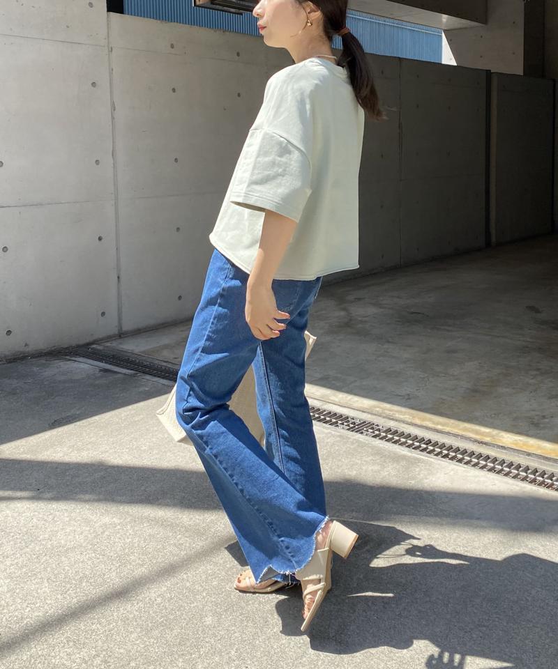 【PUMA/プーマ】ローエッジ半袖スエット