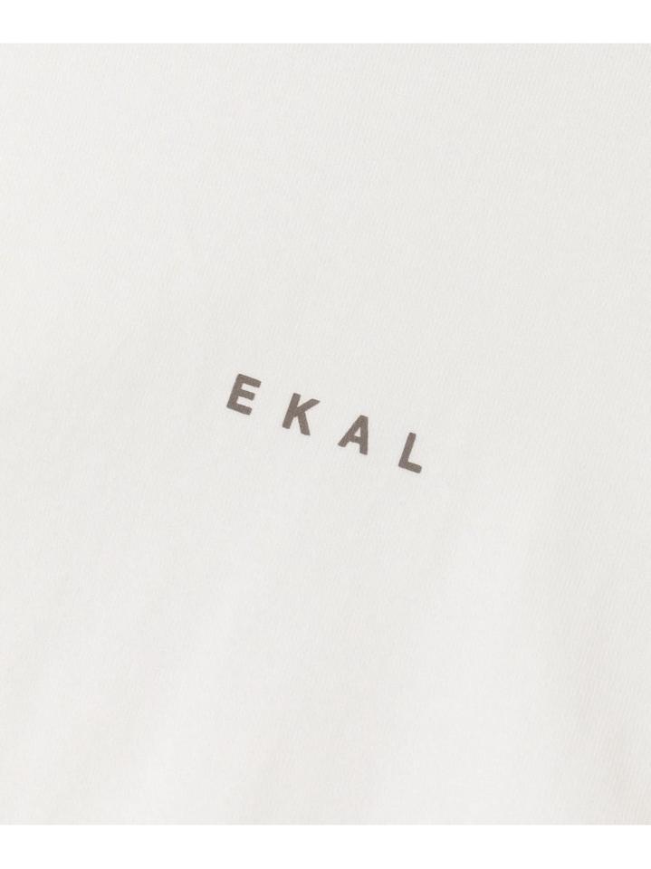 【予約】EKAL アクティブフレンチスリーブカットソー(EKAL)