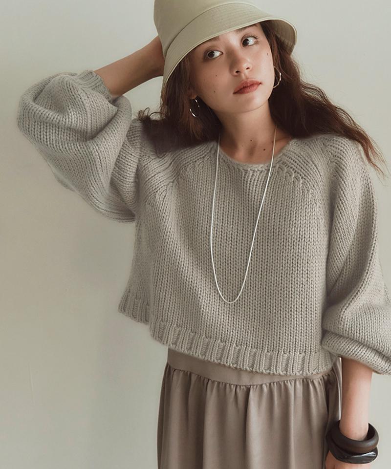 ローゲージショートニット〔人気商品!予約〕