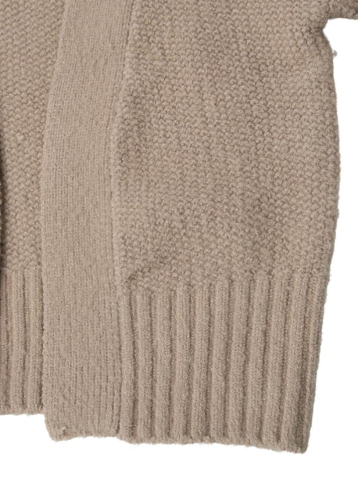 Ethic bulky cardigan