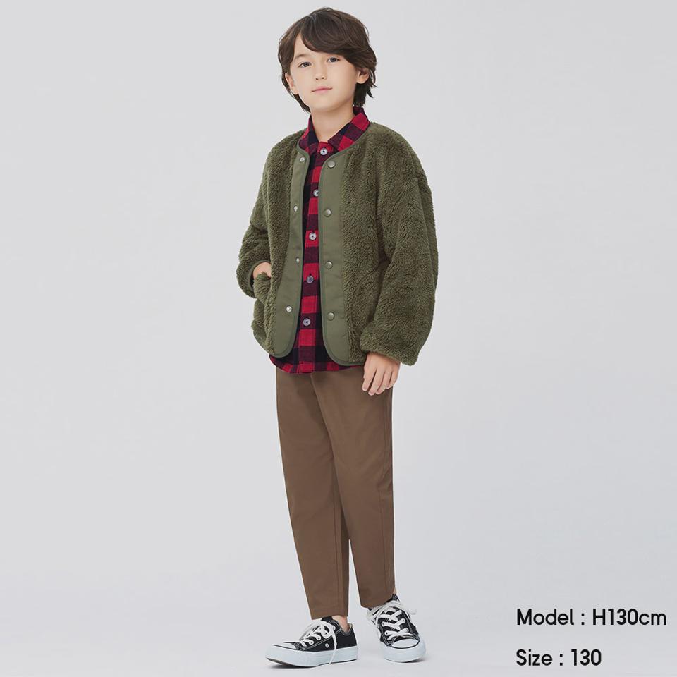 KIDS(男女兼用)シェフパンツ