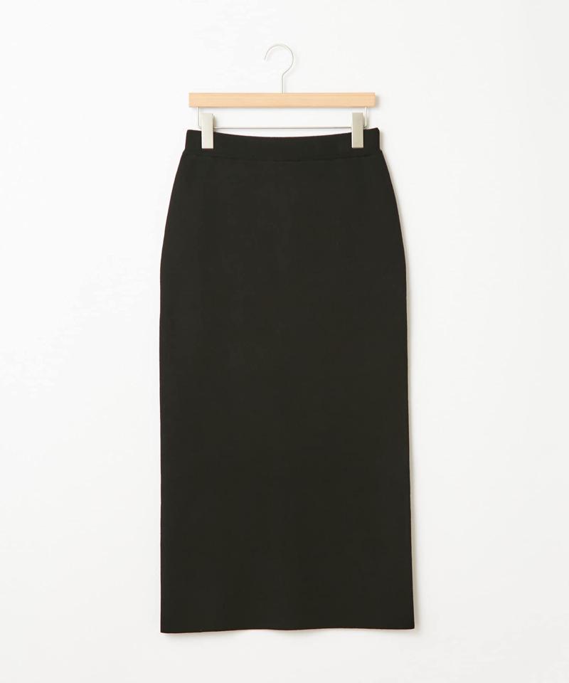 スウェットライクタイトスカート
