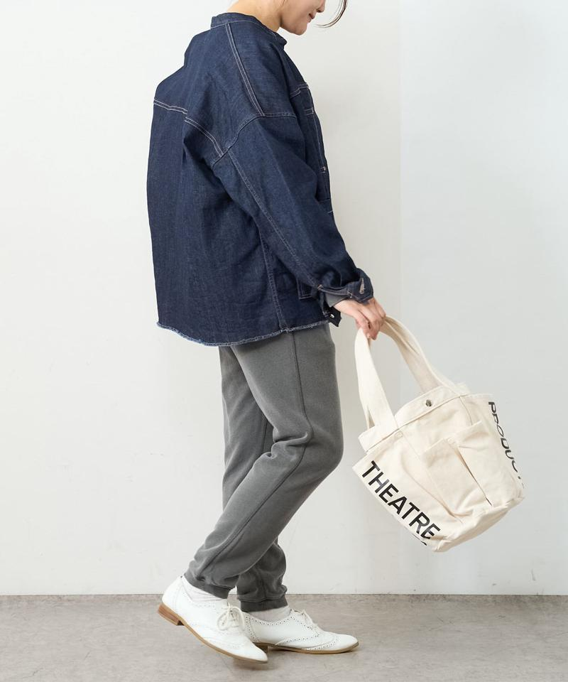 【サステナブル】オーガニックデニムジャケット