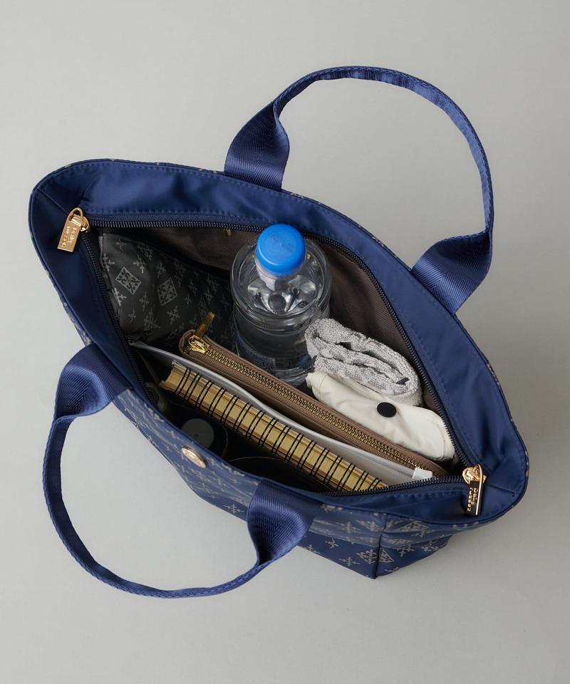 ナイロンプリント おさんぽトートバッグ
