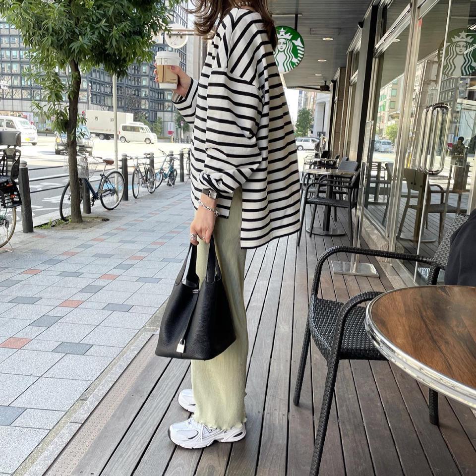 プリーツパンツ&スカート