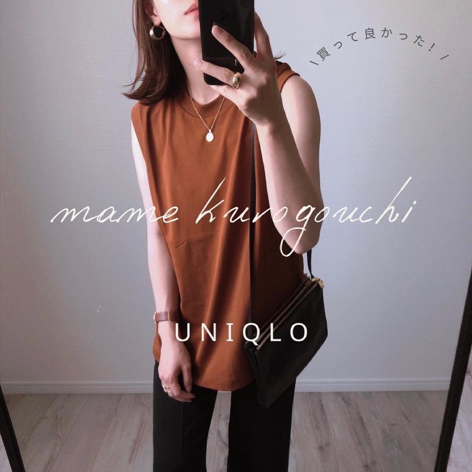 UNIQLO×mamekurogouchiコラボ♡