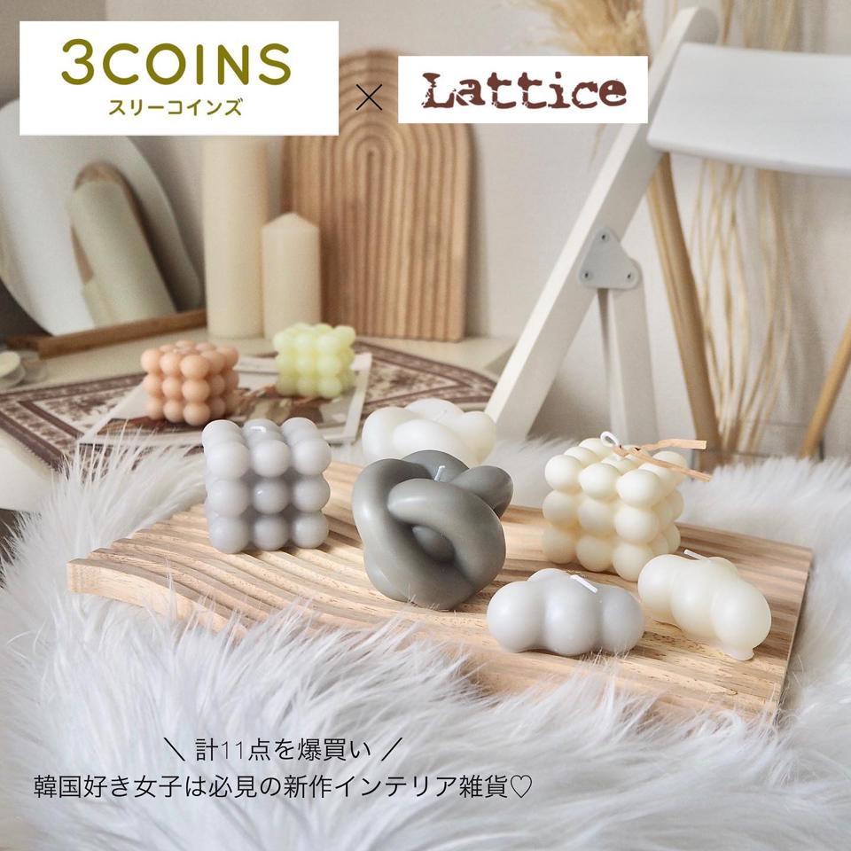 3COINS、Lattice