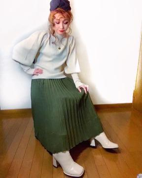 @gini__aki__fashionさんの投稿